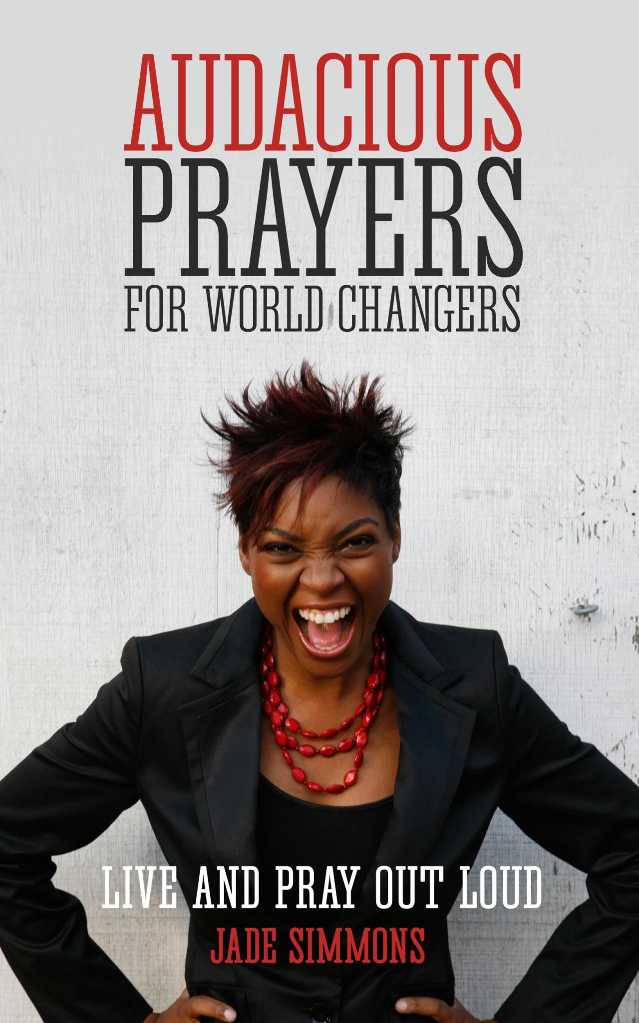 Audacious Prayers Book
